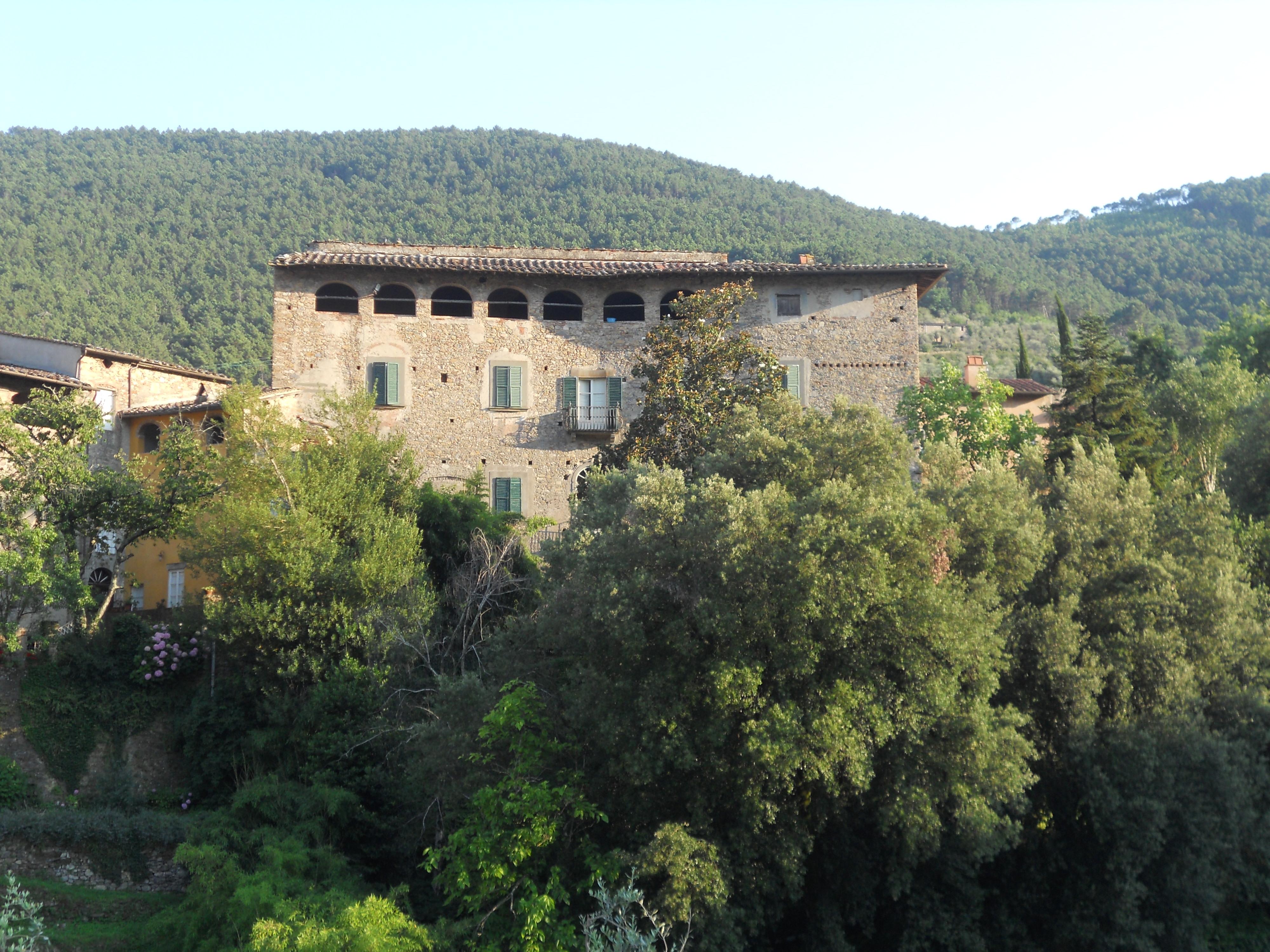 Villa medicea di Buti - Wikiwand