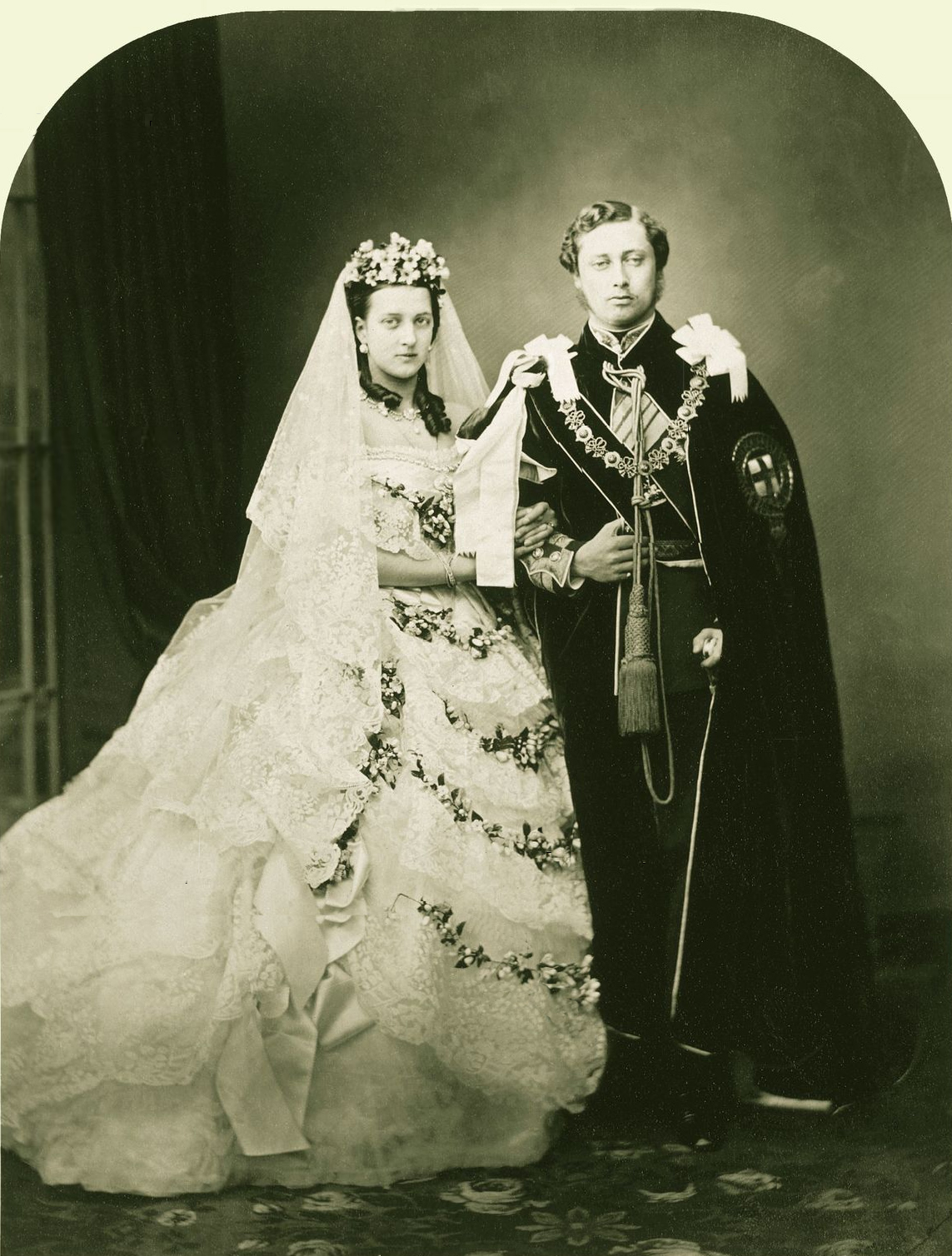 Wedding of Albert Edward Prince of Wales and Alexandra of Denmark 1863 - Royal Wedding Memorabilia