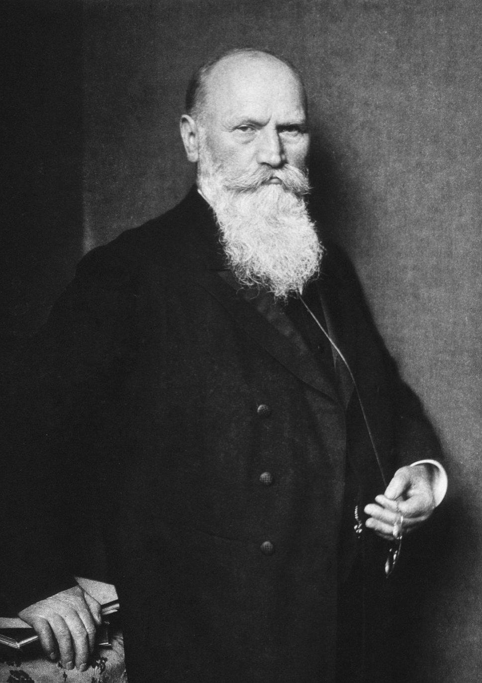 Heinrich Wilhelm Gottfried Von Waldeyer Hartz Wikipedia