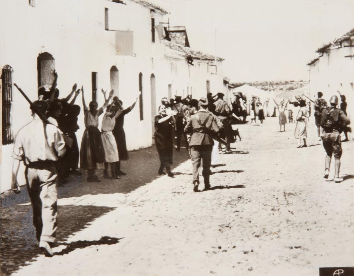 Represión franquista - Wikipedia, la enciclopedia libre
