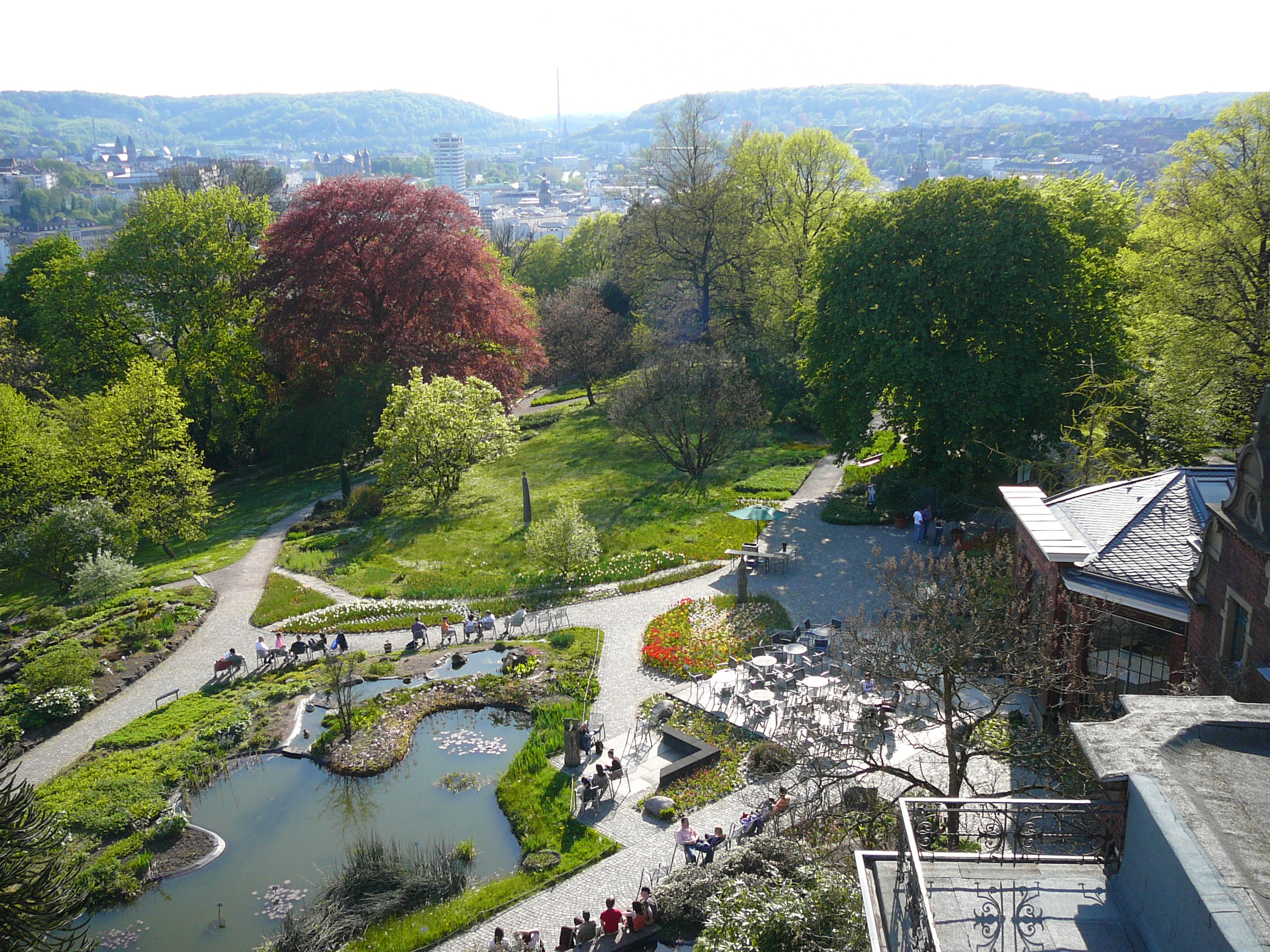 Stunning Botanischer Garten Hardt Wuppertal