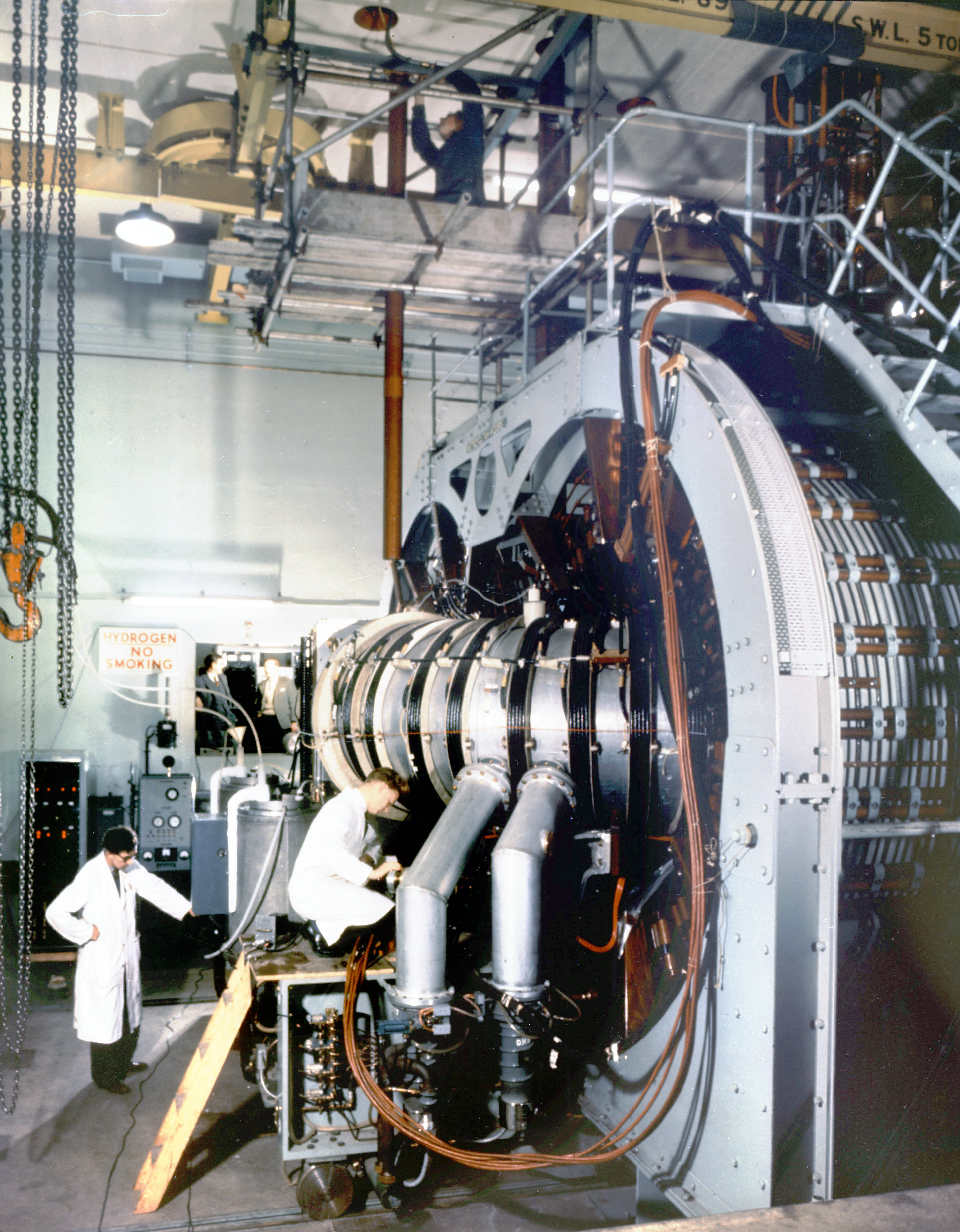 ZETA (fusion reactor) - Wikipedia