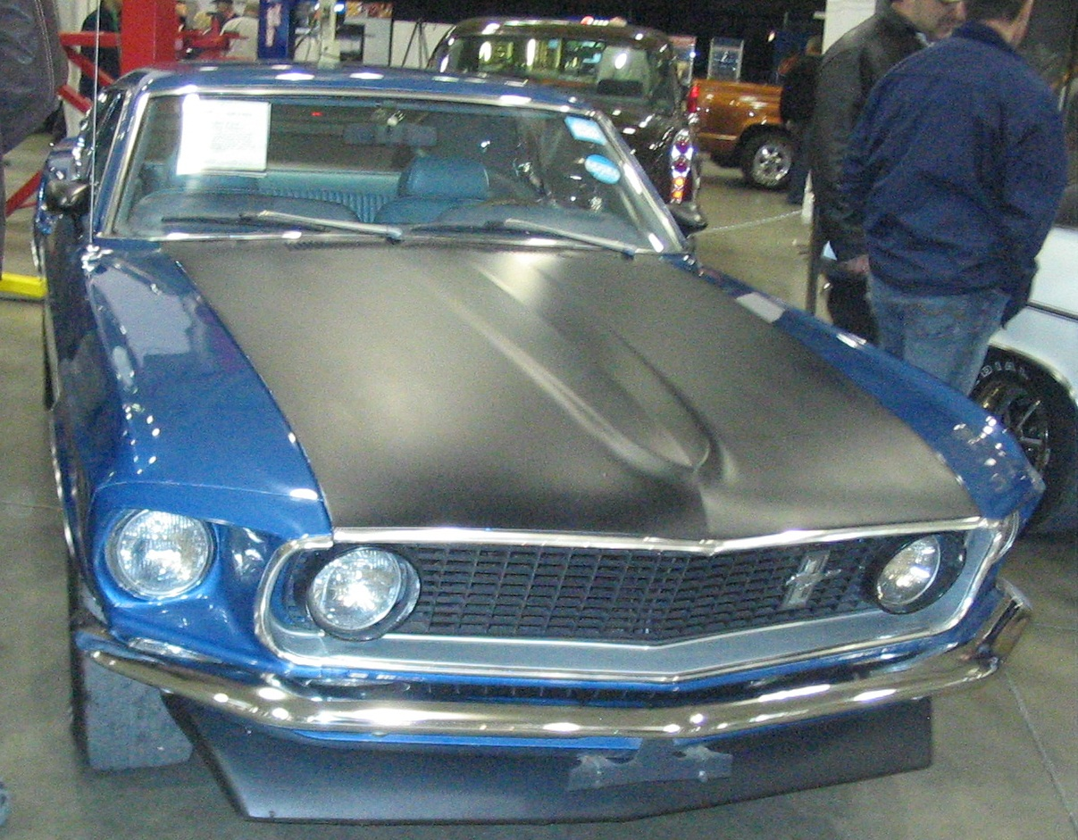 File:\'69 Ford Mustang Coupe (Spring \'12 Toronto Classic Car Auction ...