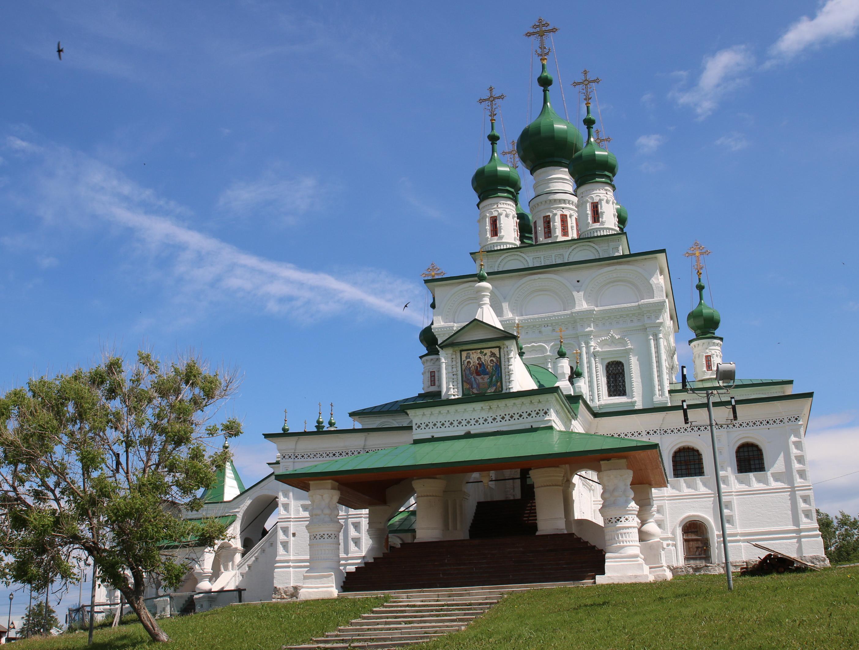 Троицкий собор в г. Соликамск