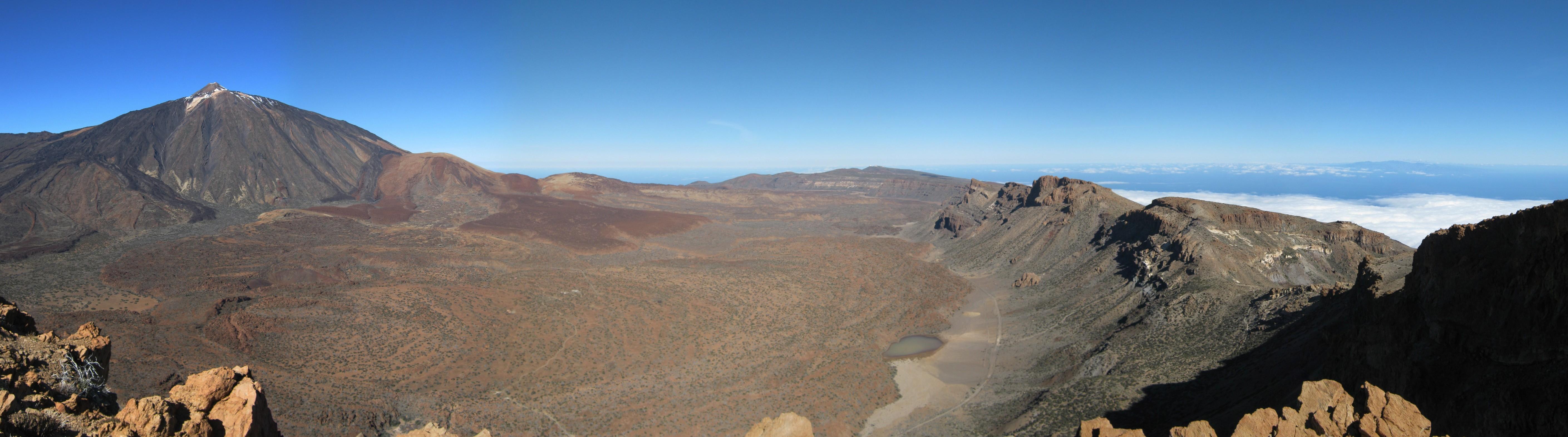 Vulkanismus – Vulkanische Hohlformen