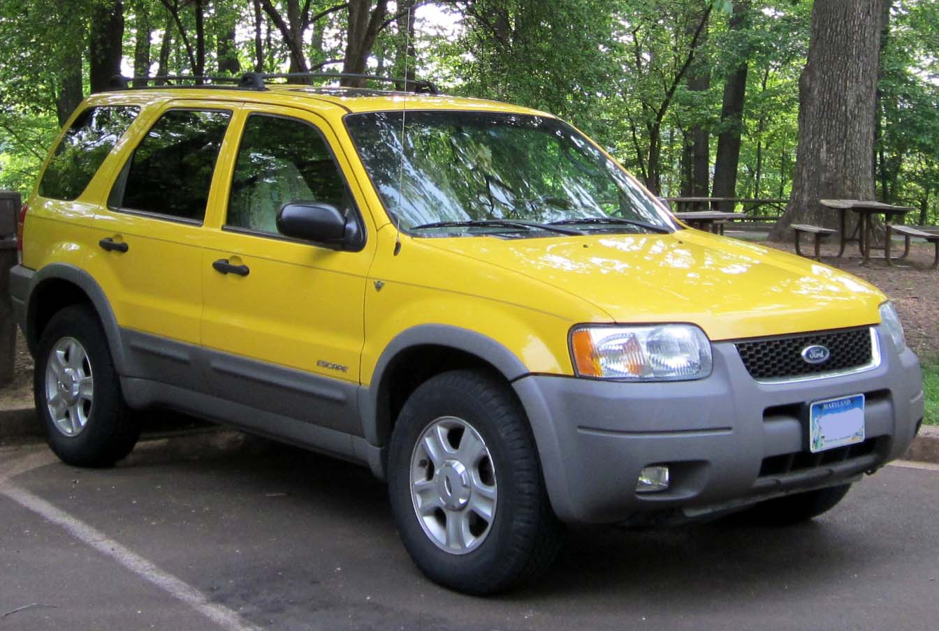 File20012004 Ford Escape  04262012JPG  Wikimedia Commons