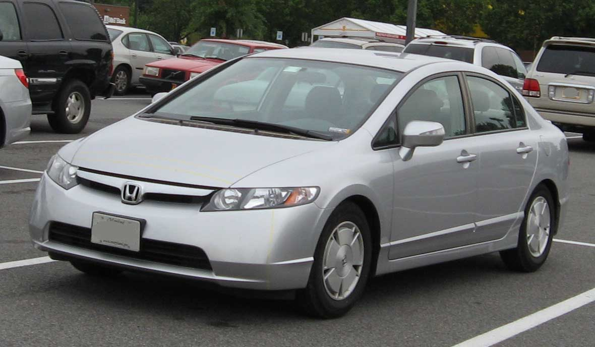 honda civic hybrid wikipedia. Black Bedroom Furniture Sets. Home Design Ideas