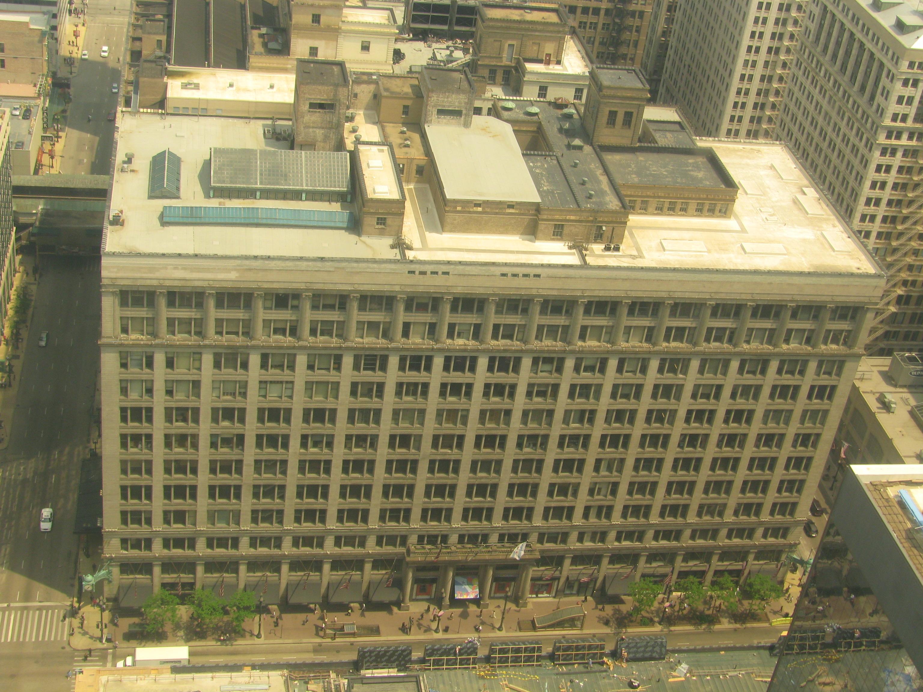 Marshalls Jersey City >> Marshall Field And Company Building Wikipedia