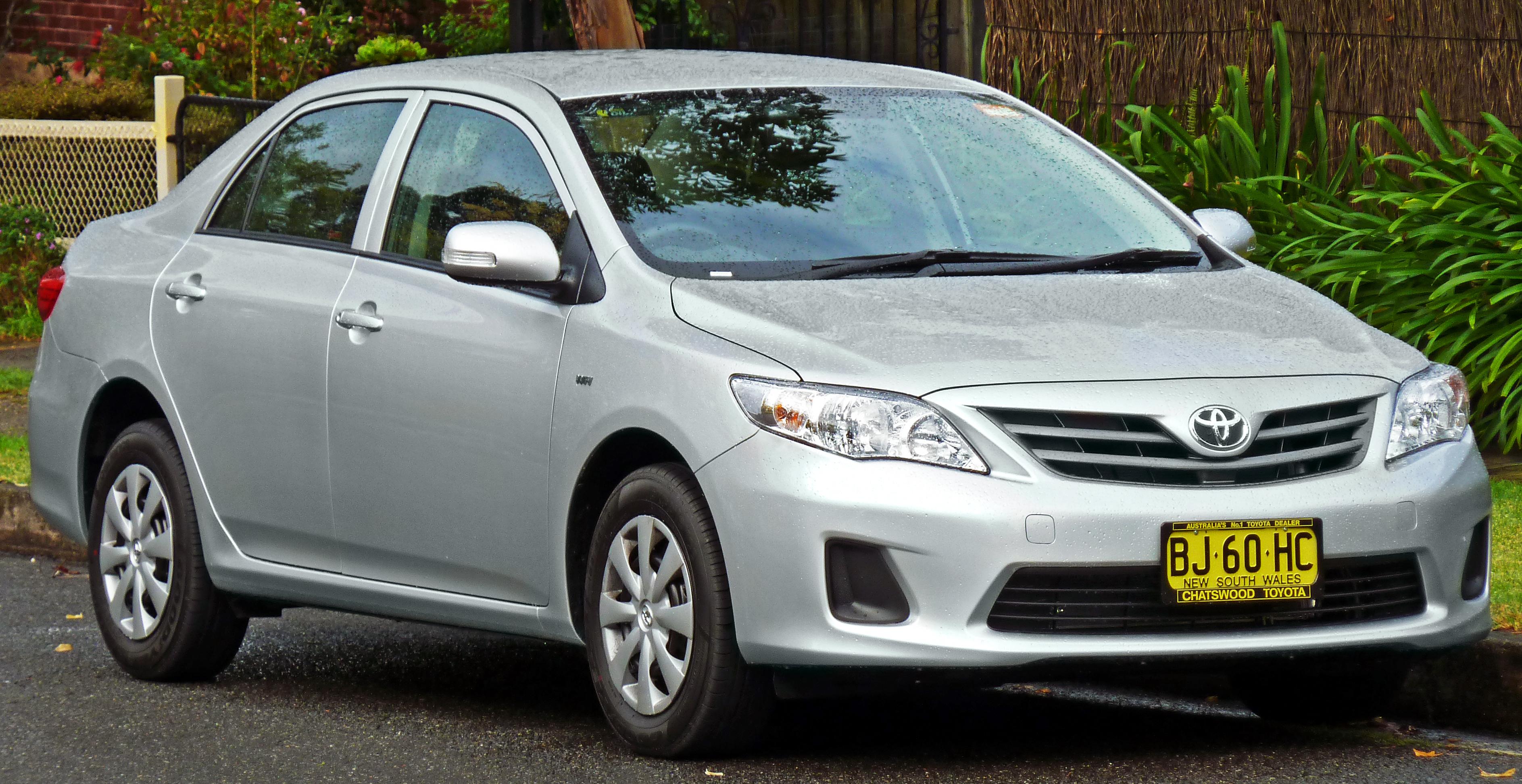 File 2010 2011 Toyota Corolla Zre152r My11 Ascent Sedan
