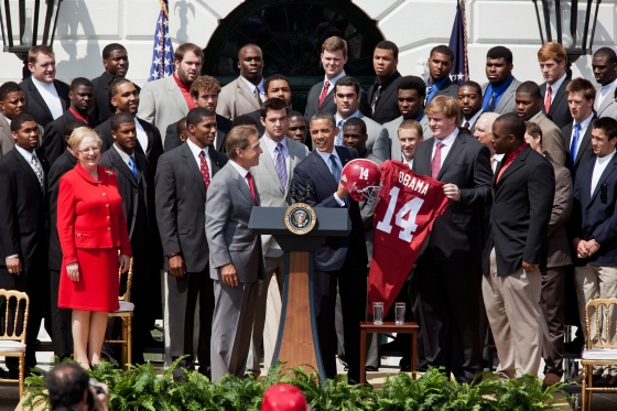 Alabama Crimson Tide football team