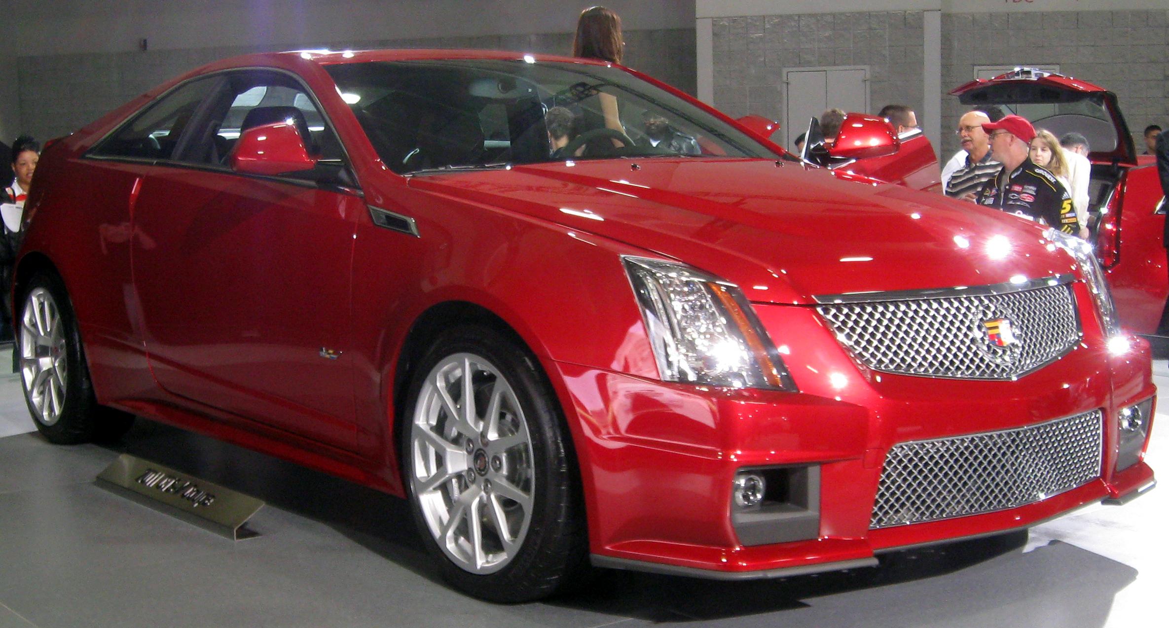 Cadillac Cts V Wiki  Western Uranium