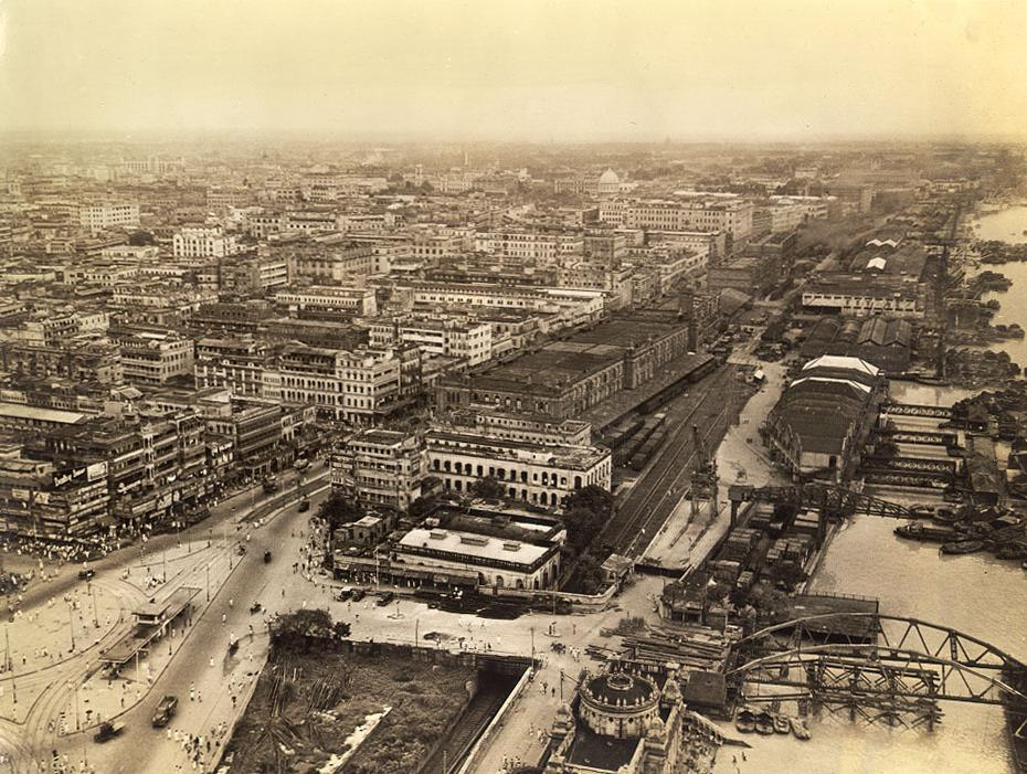 Kolkata in the past, History of Kolkata
