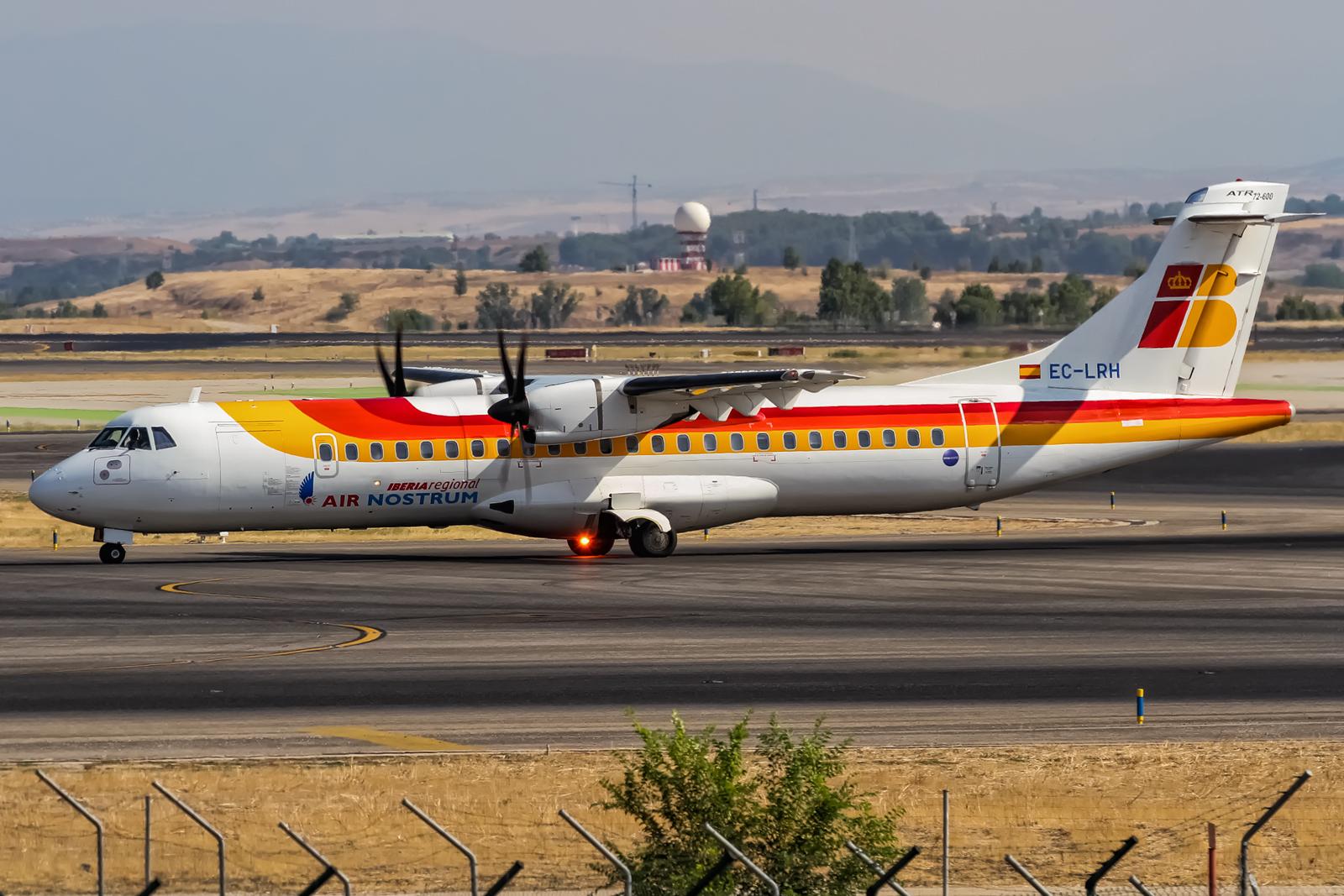 File:Air Nostrum ATR 72-600 (EC-LRH) at Madrid Barajas Airpo