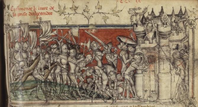 Alexandrian Crusade