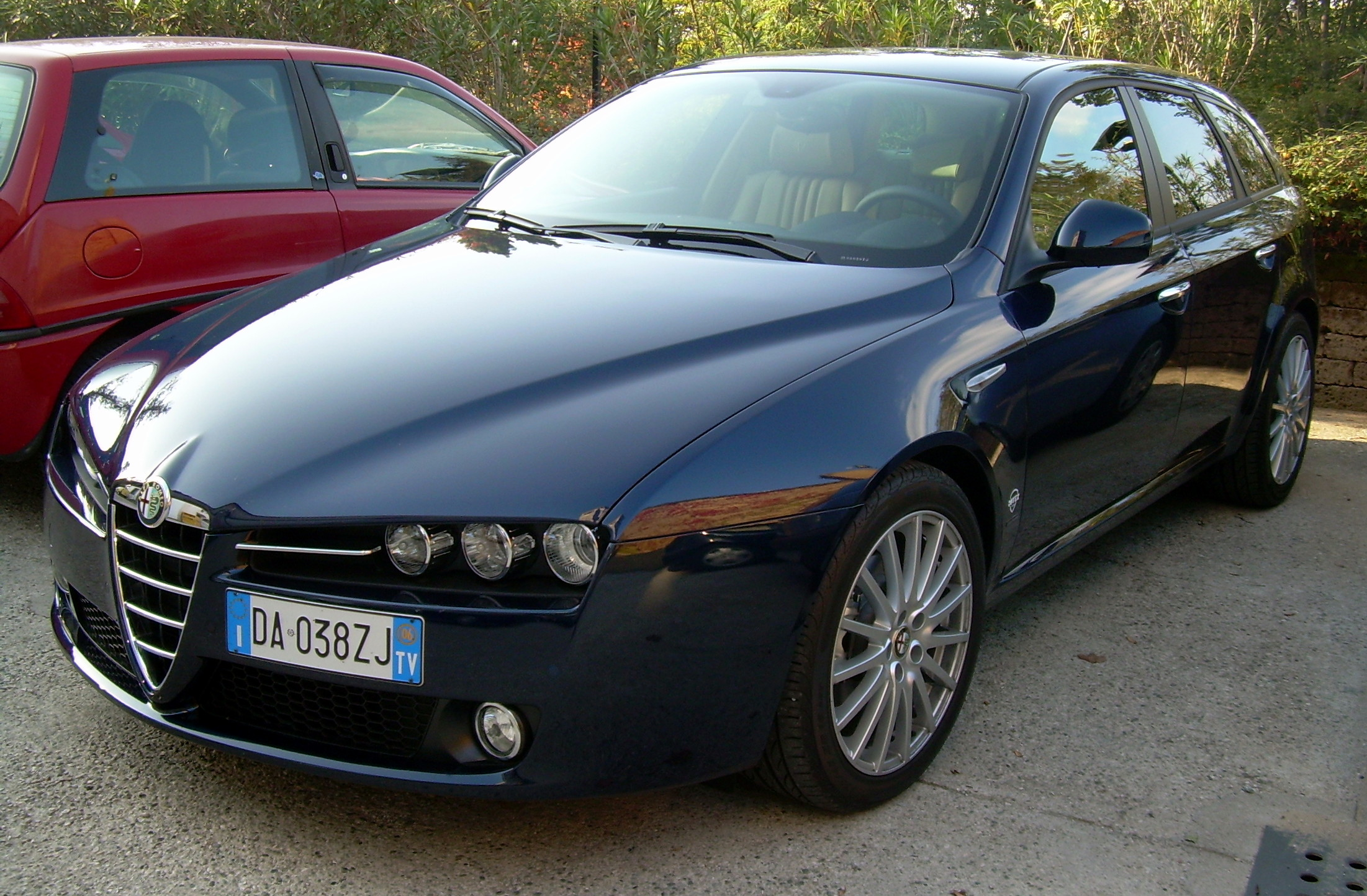 file alfa romeo 159 sw jpg wikipedia. Black Bedroom Furniture Sets. Home Design Ideas