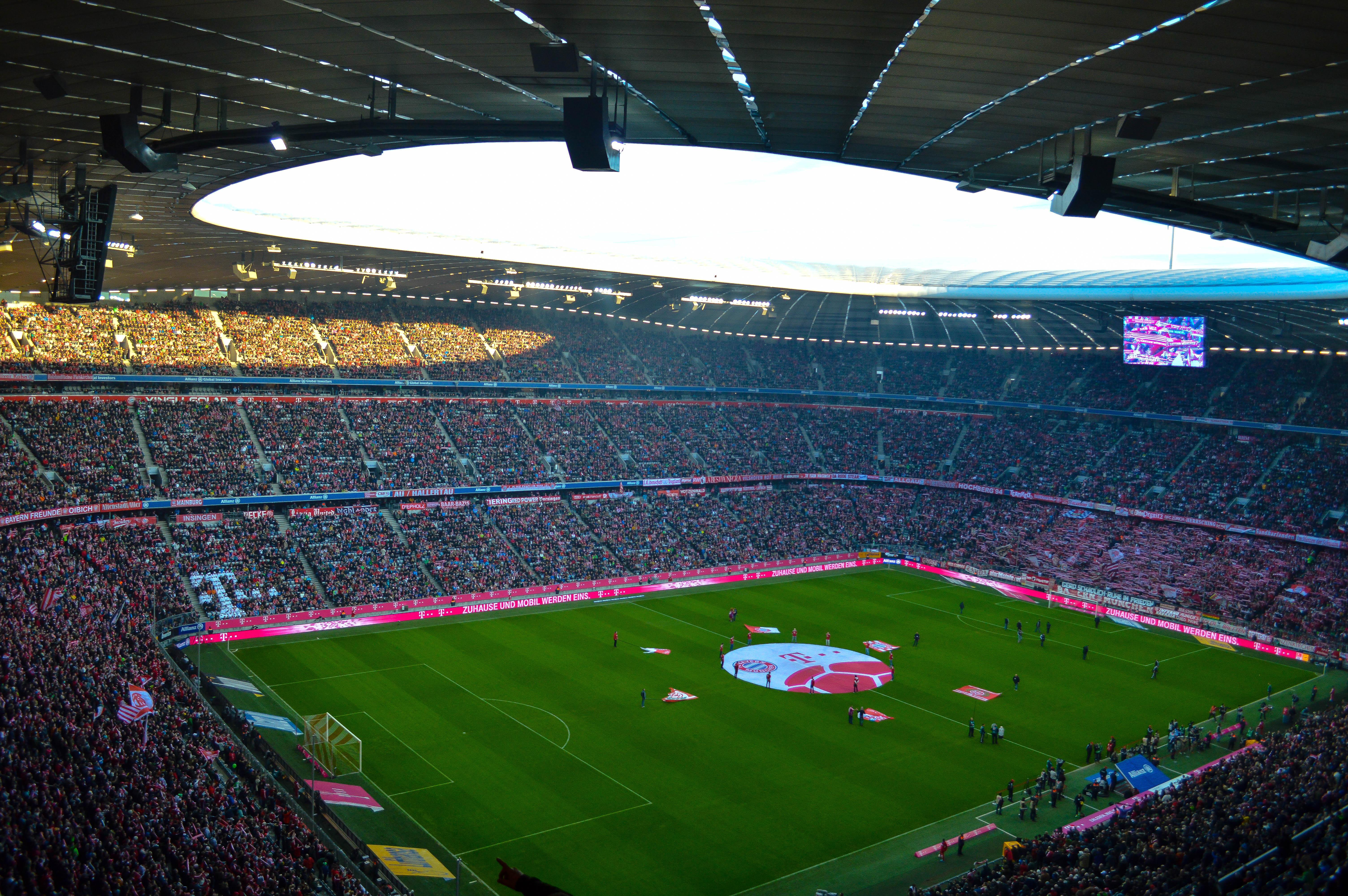 stadion bayern