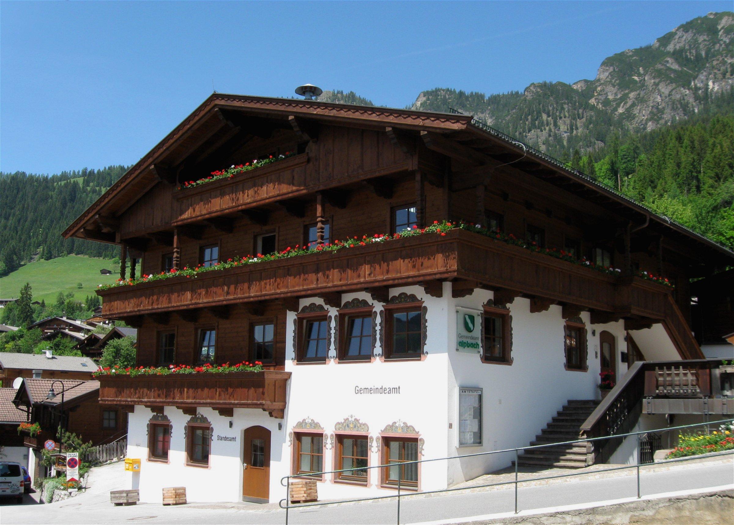 Informatie van A-Z | Alpbachtal