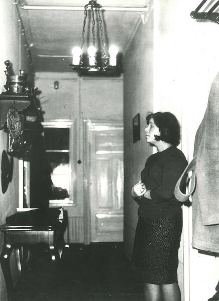 Annemarie Schaberl in 1967