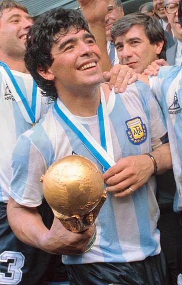Felpa Maradona girocollo mushG-IT-0055-M-NAV-01