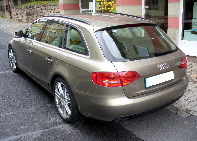 Audi A4  Wikipedia