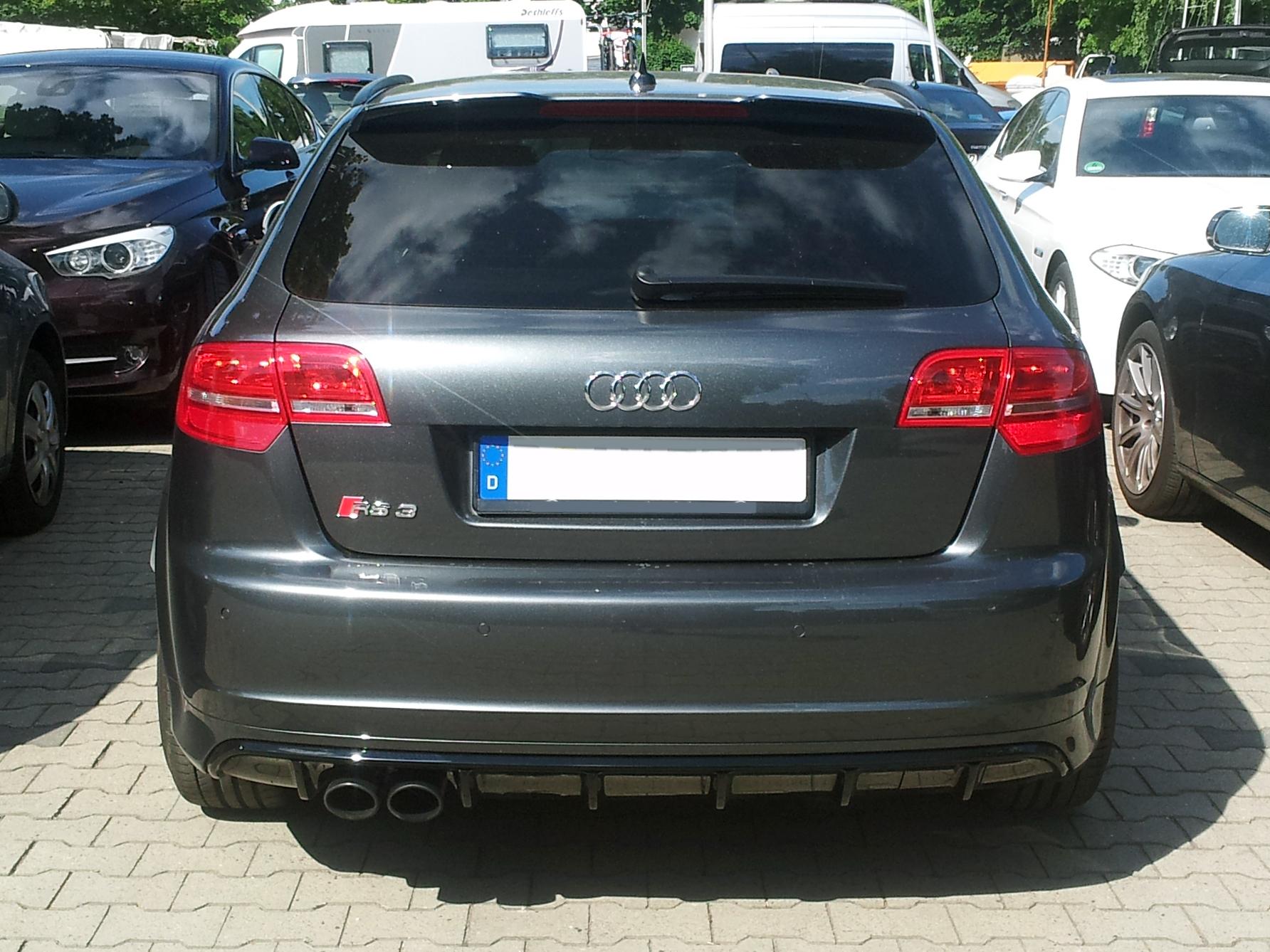 Audi rs3 wiki plugs 13