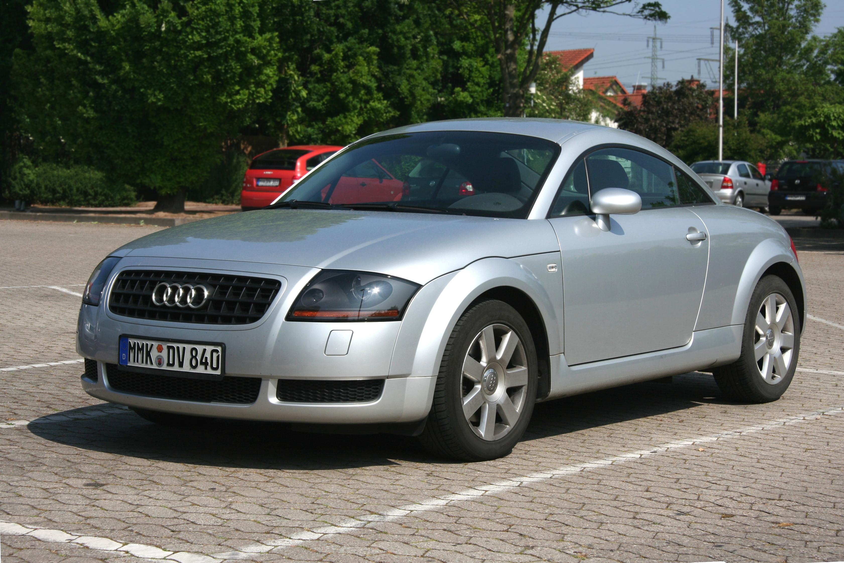 File Audi Tt 1 Gen 2007 05 06 03b Jpg Wikimedia Commons