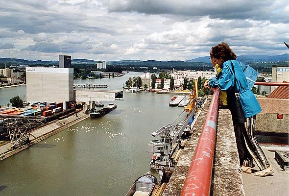 Rheinhafen Kleinhünigen