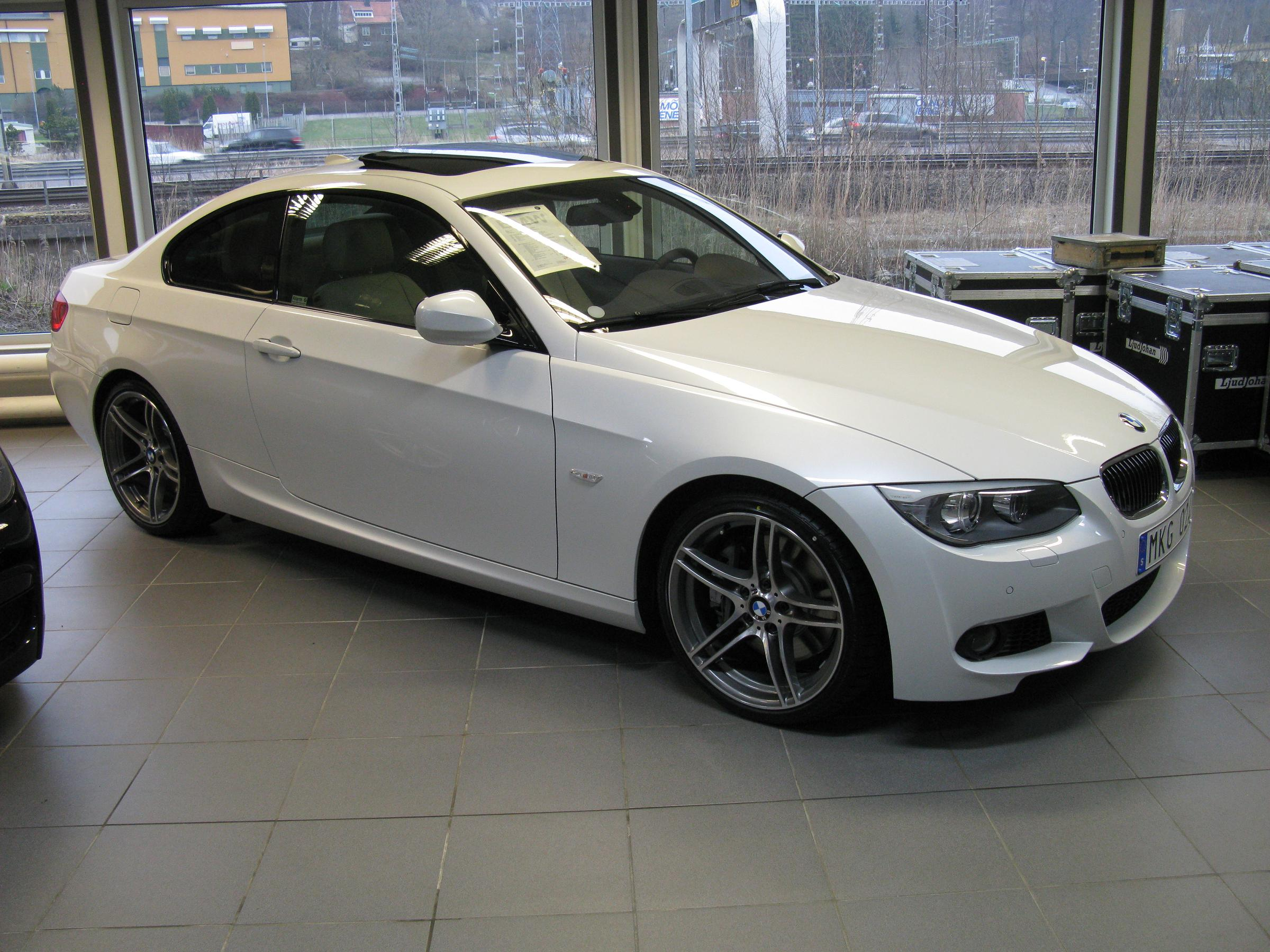 FileBMW I M Sport Coupé Jpg Wikimedia Commons - 2014 bmw 335i coupe