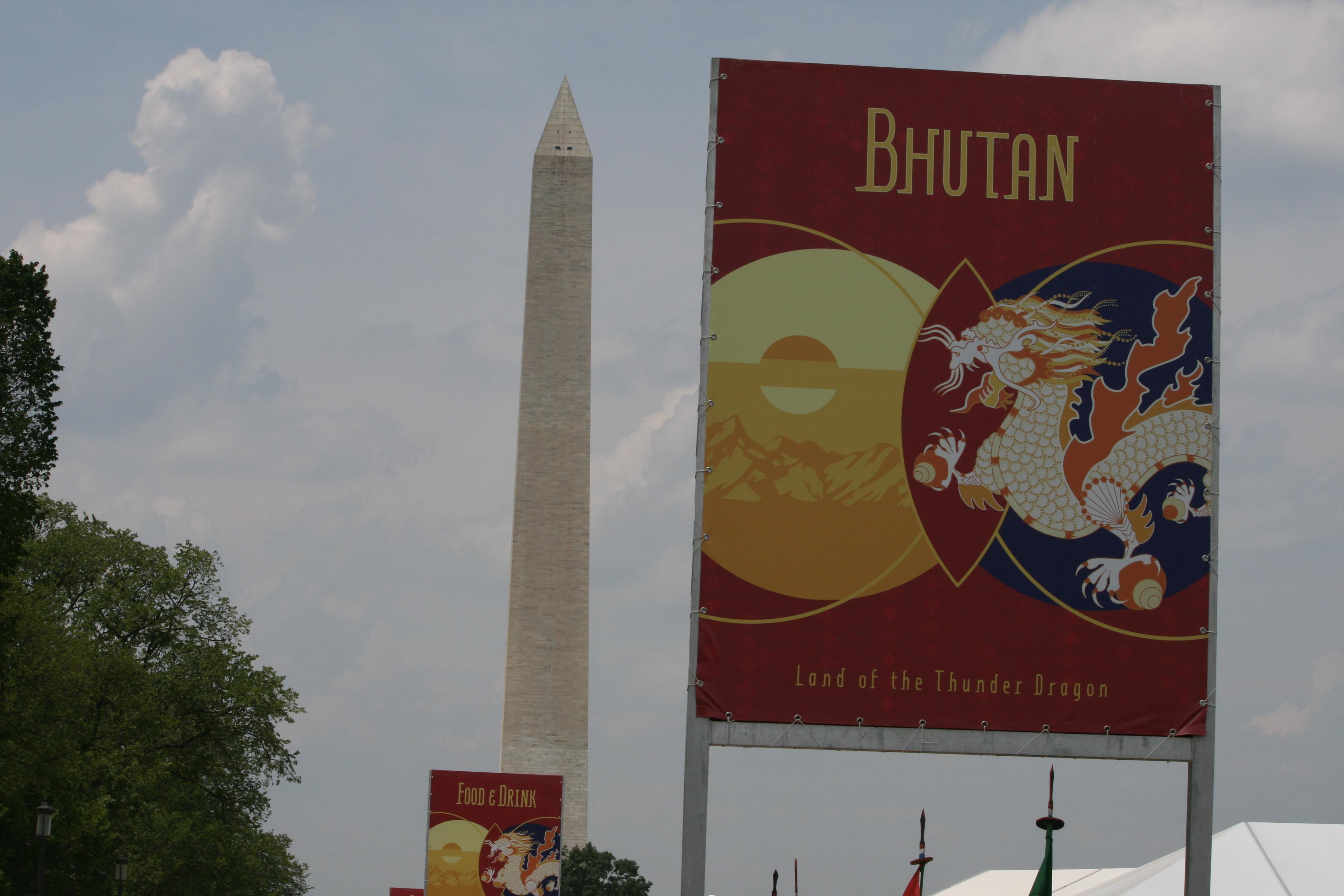 File:Bhutan on the National Mall - Smithsonian FolkLife