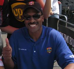 Bill Lester retired American NASCAR racing driver
