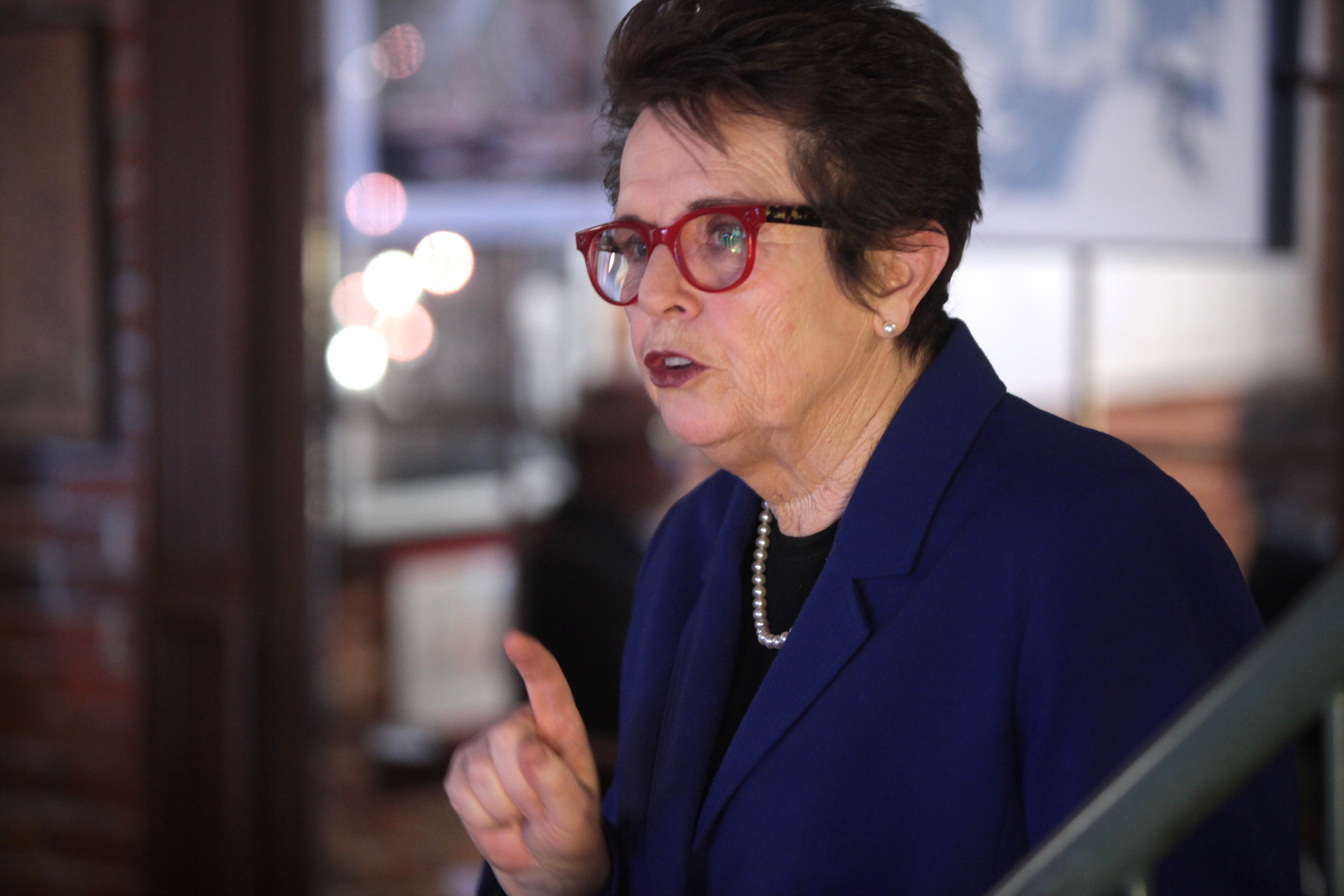 Billie jean king now wants margaret court's name stripped
