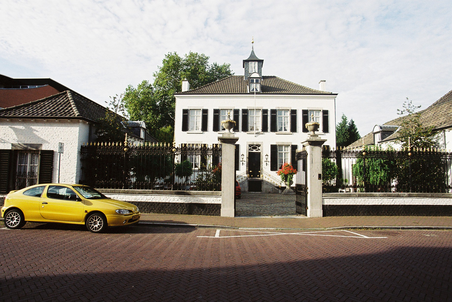 Huis bocholz in roermond monument for Huis tuin roermond