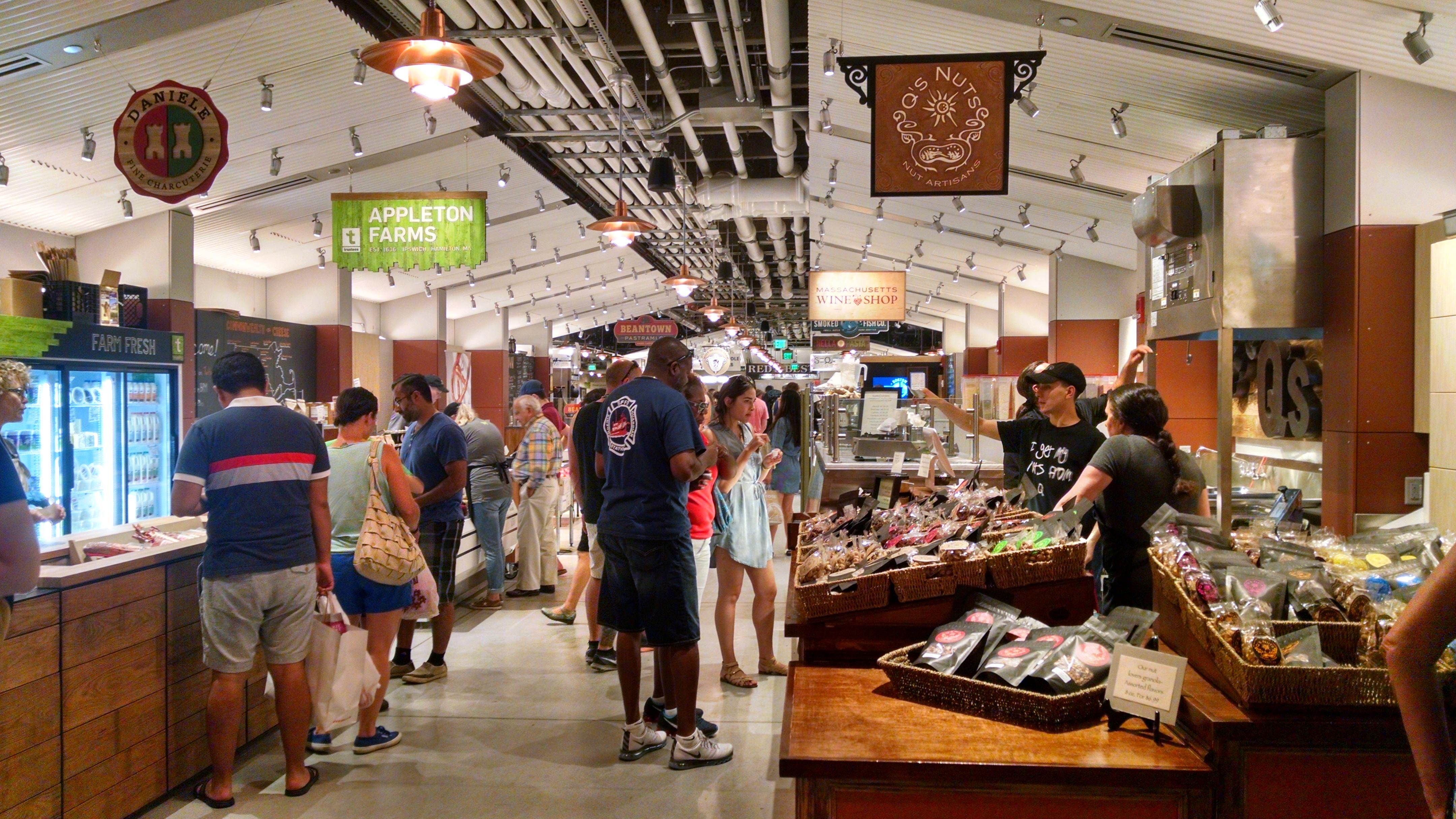 Boston Public Market Wikipedia