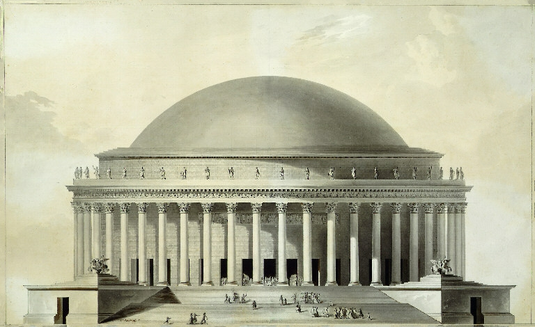 Neoclassicistische architectuur wikipedia for Architettura a parigi