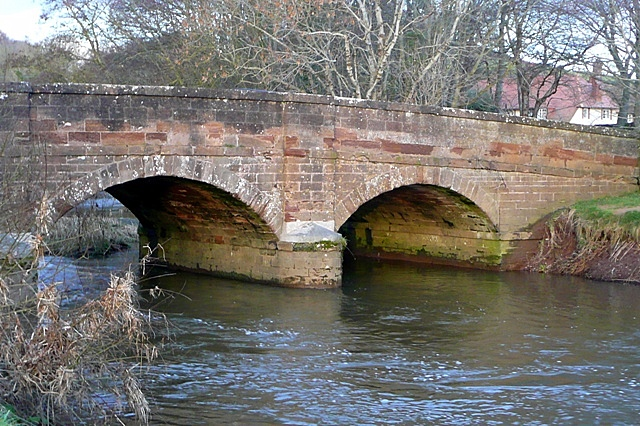 Bridge over the Otter - geograph.org.uk - 1139270