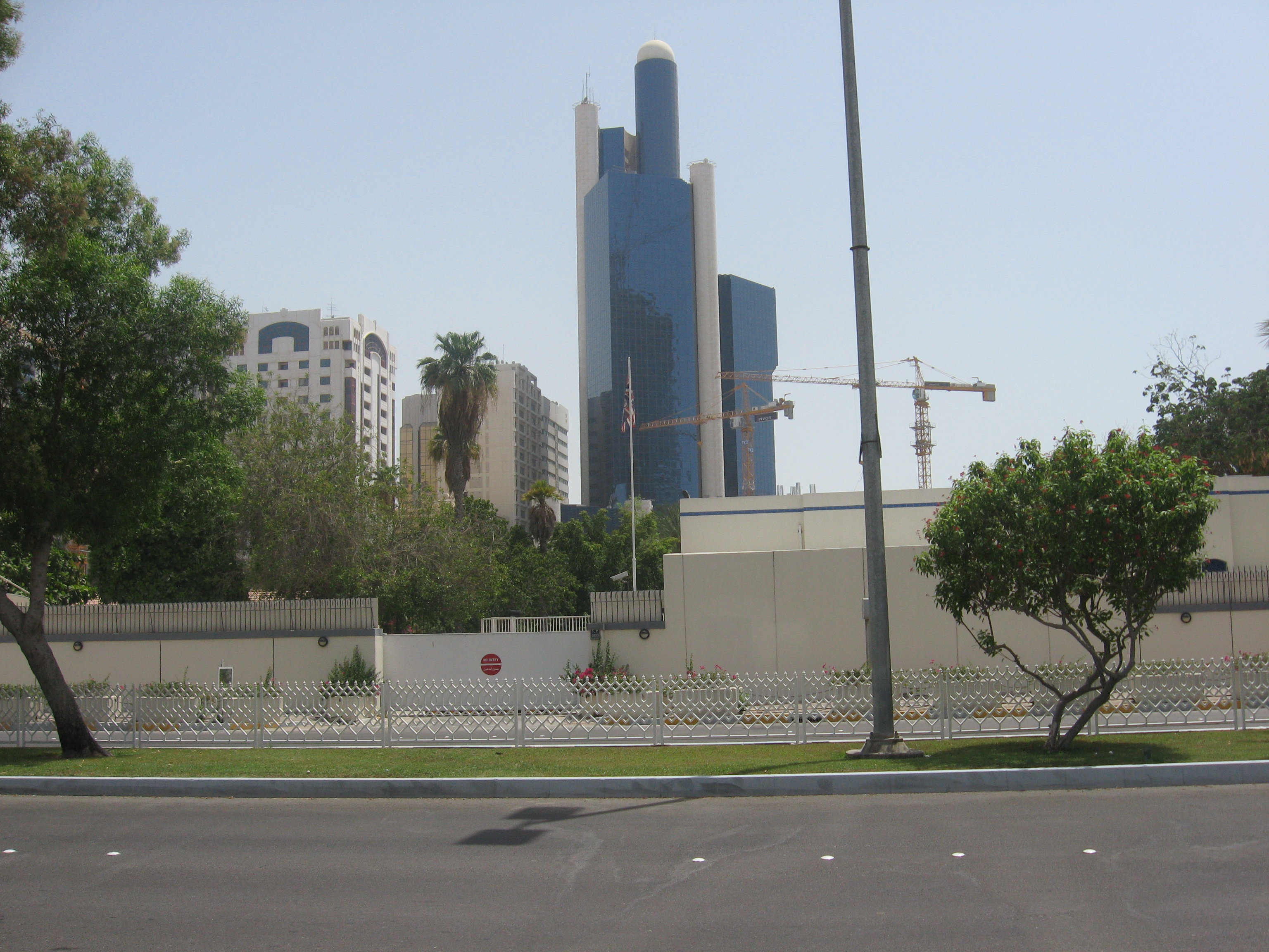 FileBritish Embassy In Abu Dhabi JPG Wikimedia Commons - Us embassy abu dhabi location map