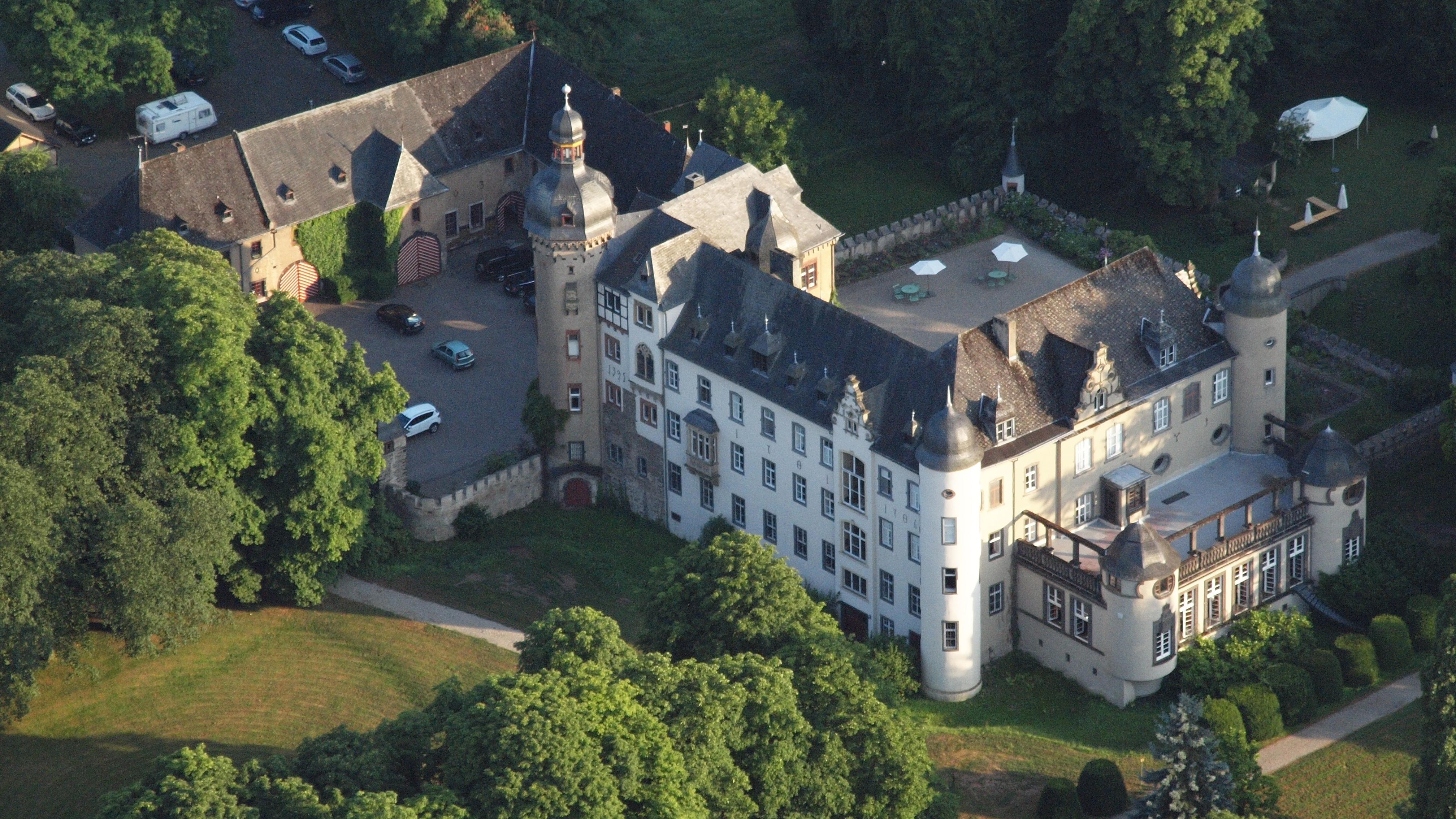 Burg Namedy Wikipedia