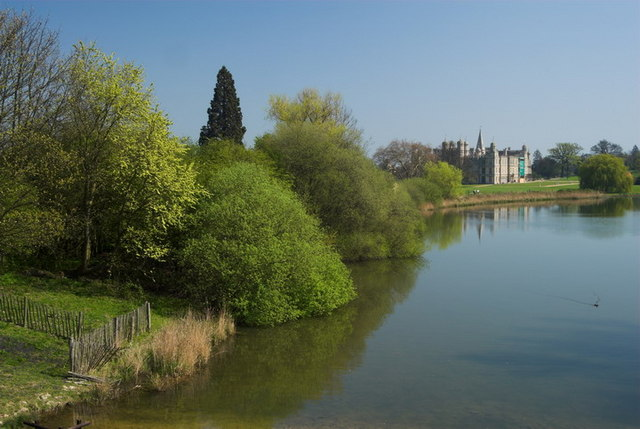 Burghley House Grounds - geograph.org.uk - 661487