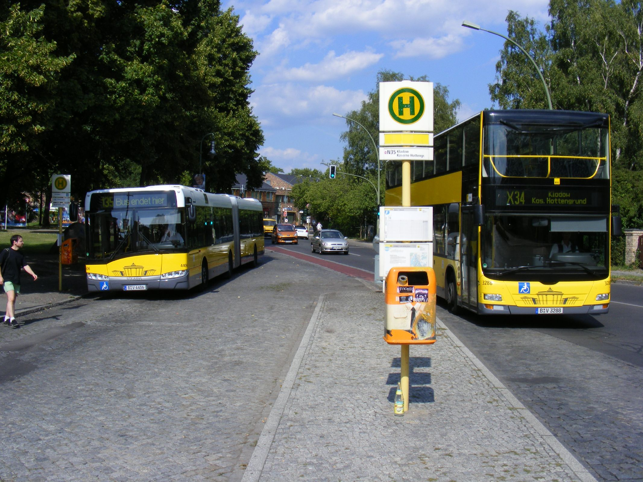 file bus terminus kladow with solaris urbino bus berlin aug 2009 flickr. Black Bedroom Furniture Sets. Home Design Ideas