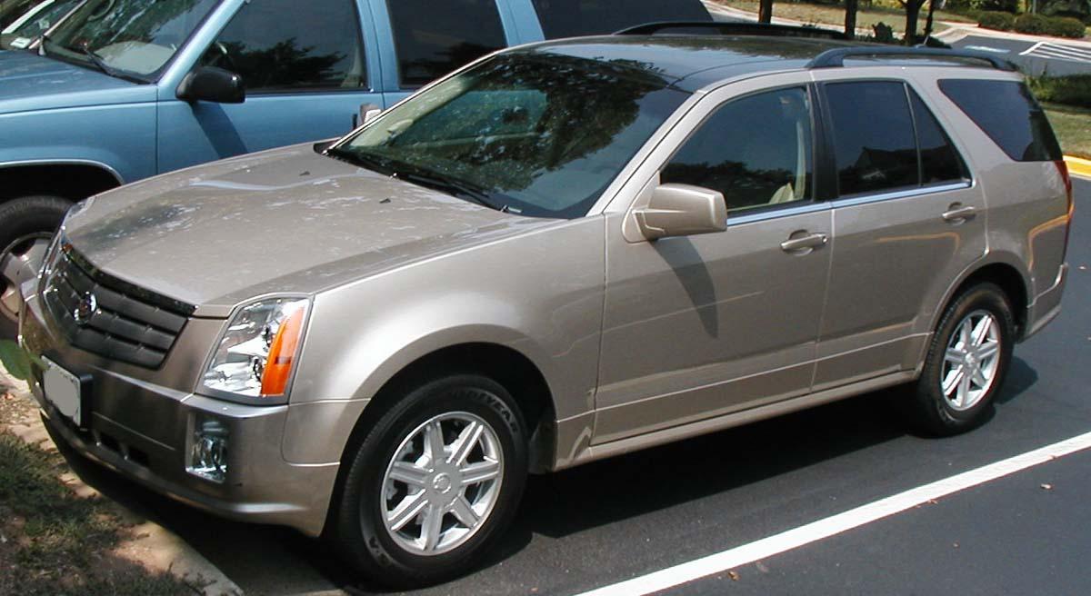 Cadillac Srx Wikip 233 Dia A Enciclop 233 Dia Livre