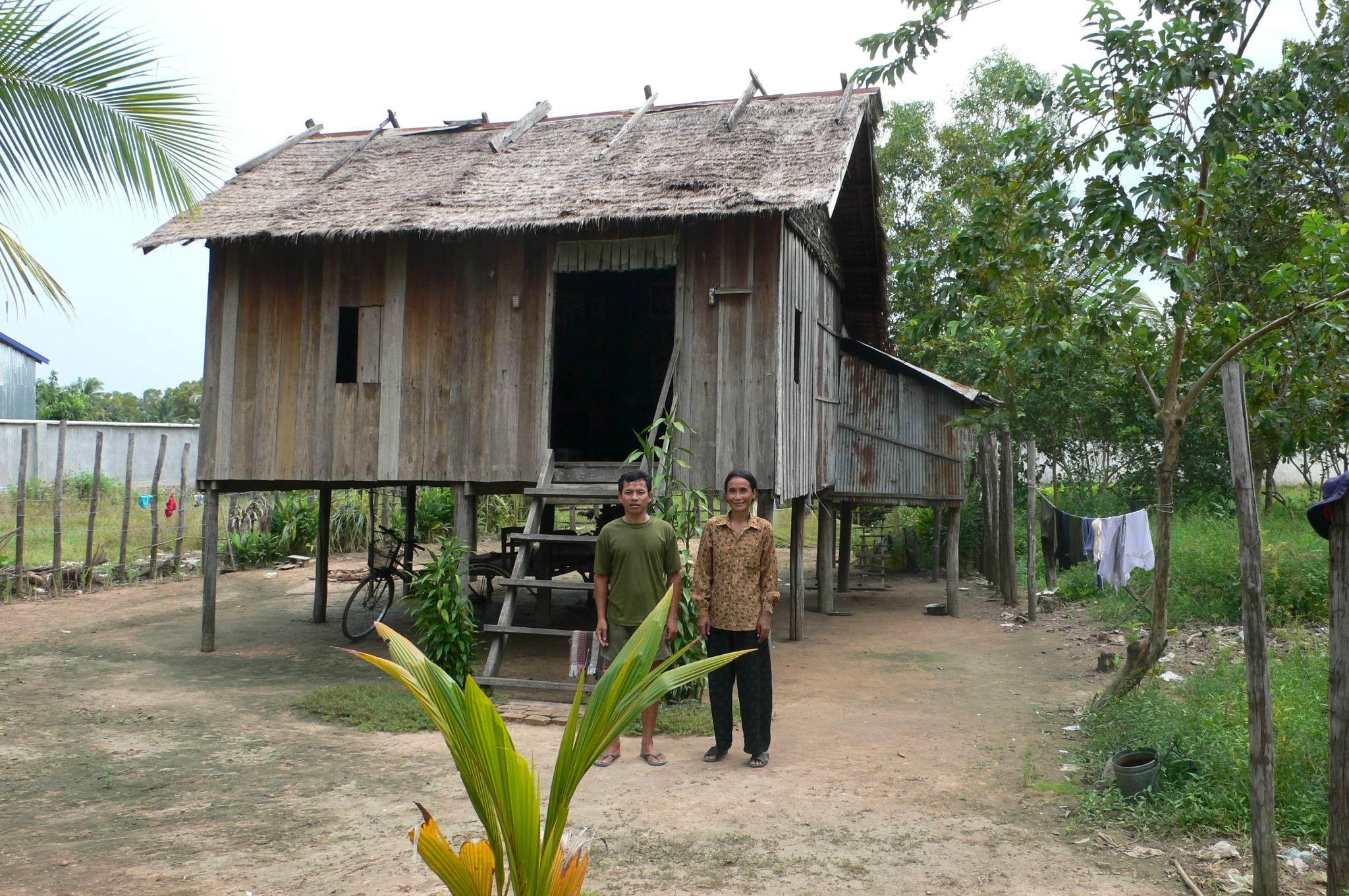 Rural Khmer house - Wikipedia
