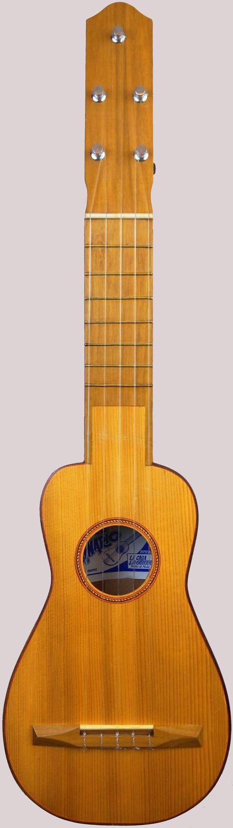 La Casa la Guitarra Timple Canario