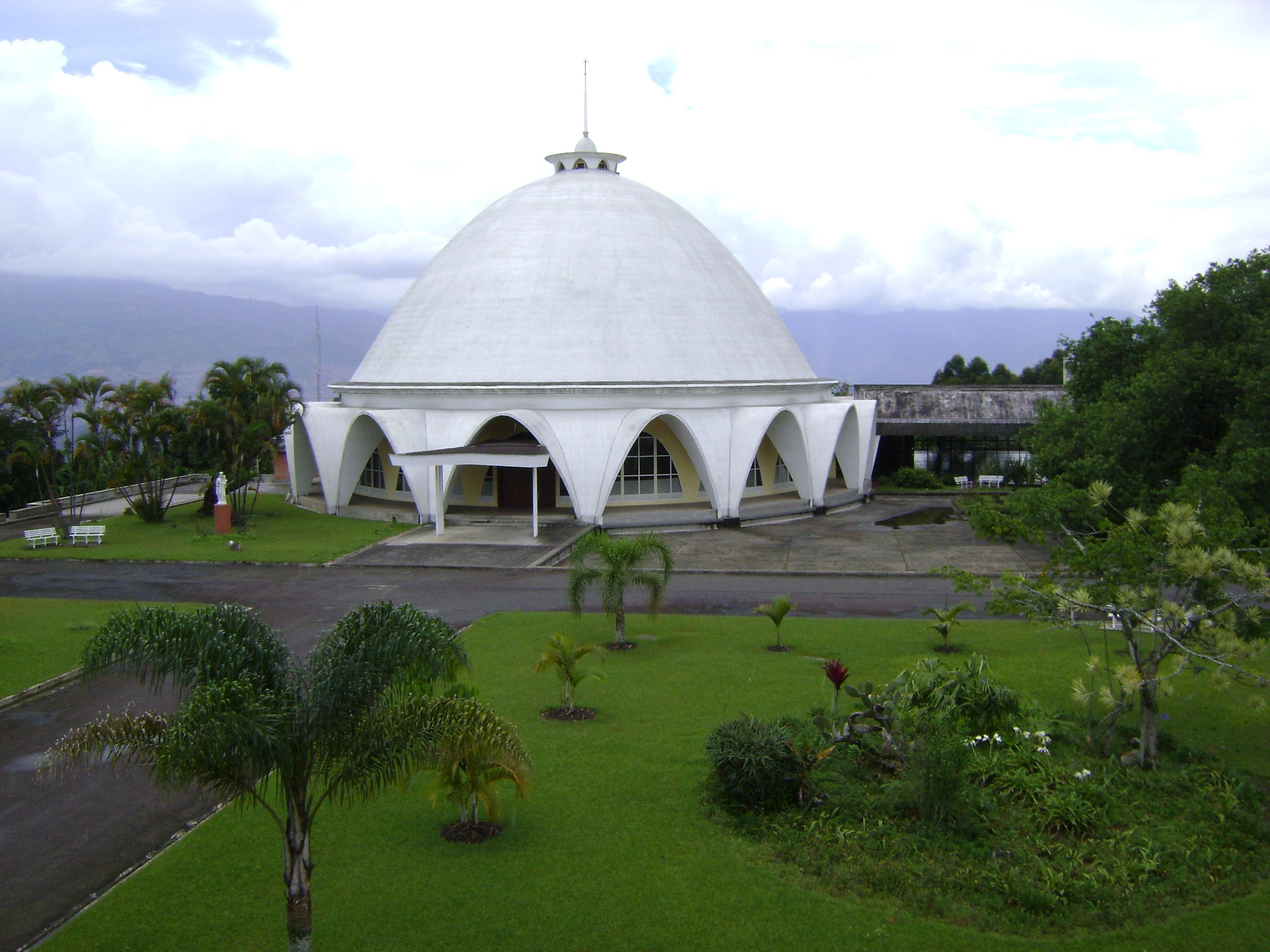 Seminario Mayor de Medellín donde se realizó la II Conferencia General del Episcopado Latinoamericano