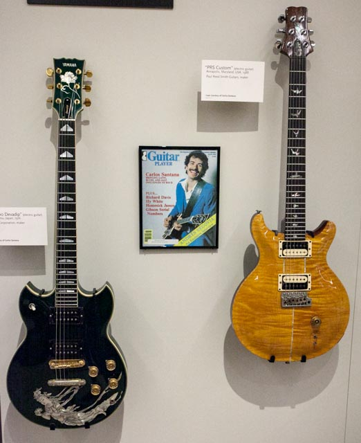 Yamaha Carlos Santana Guitar