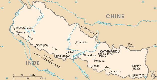 Fichier:Carte Nepal.png