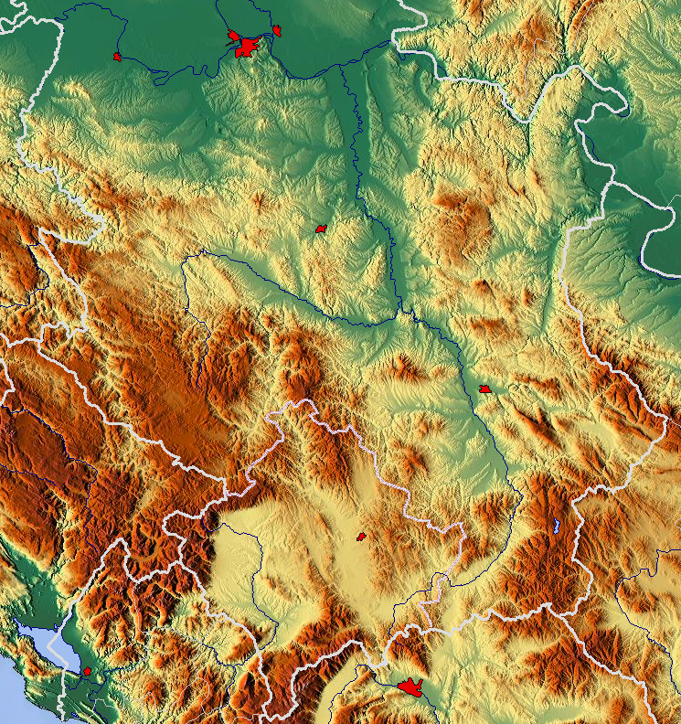 Central Serbia relief map.png