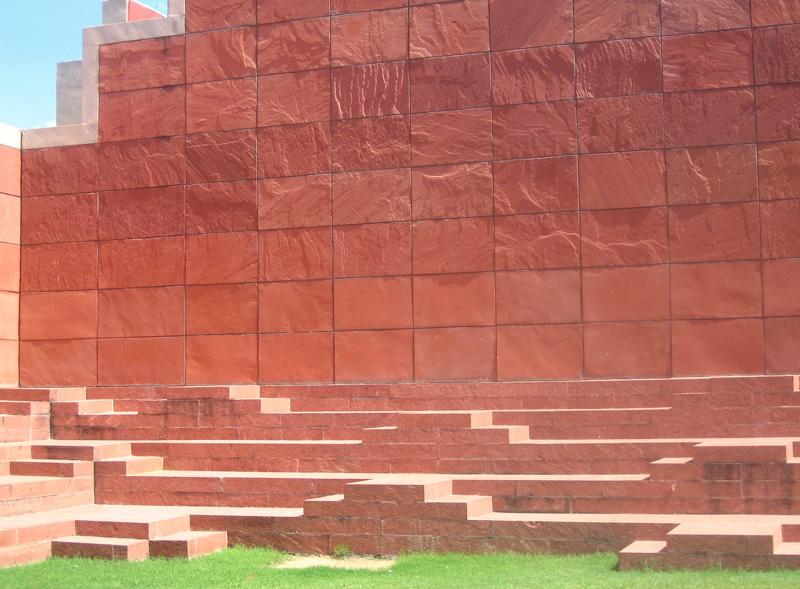 File:Central courtyard, Jawahar Kala Kendra, Jaipur, Rajasthan.jpg