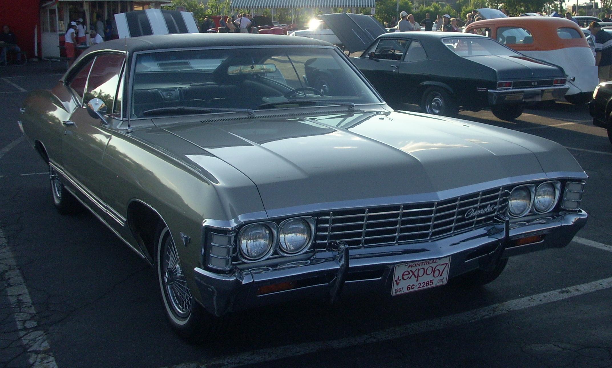 supernatural black 1967 chevy impala for sale autos post. Black Bedroom Furniture Sets. Home Design Ideas