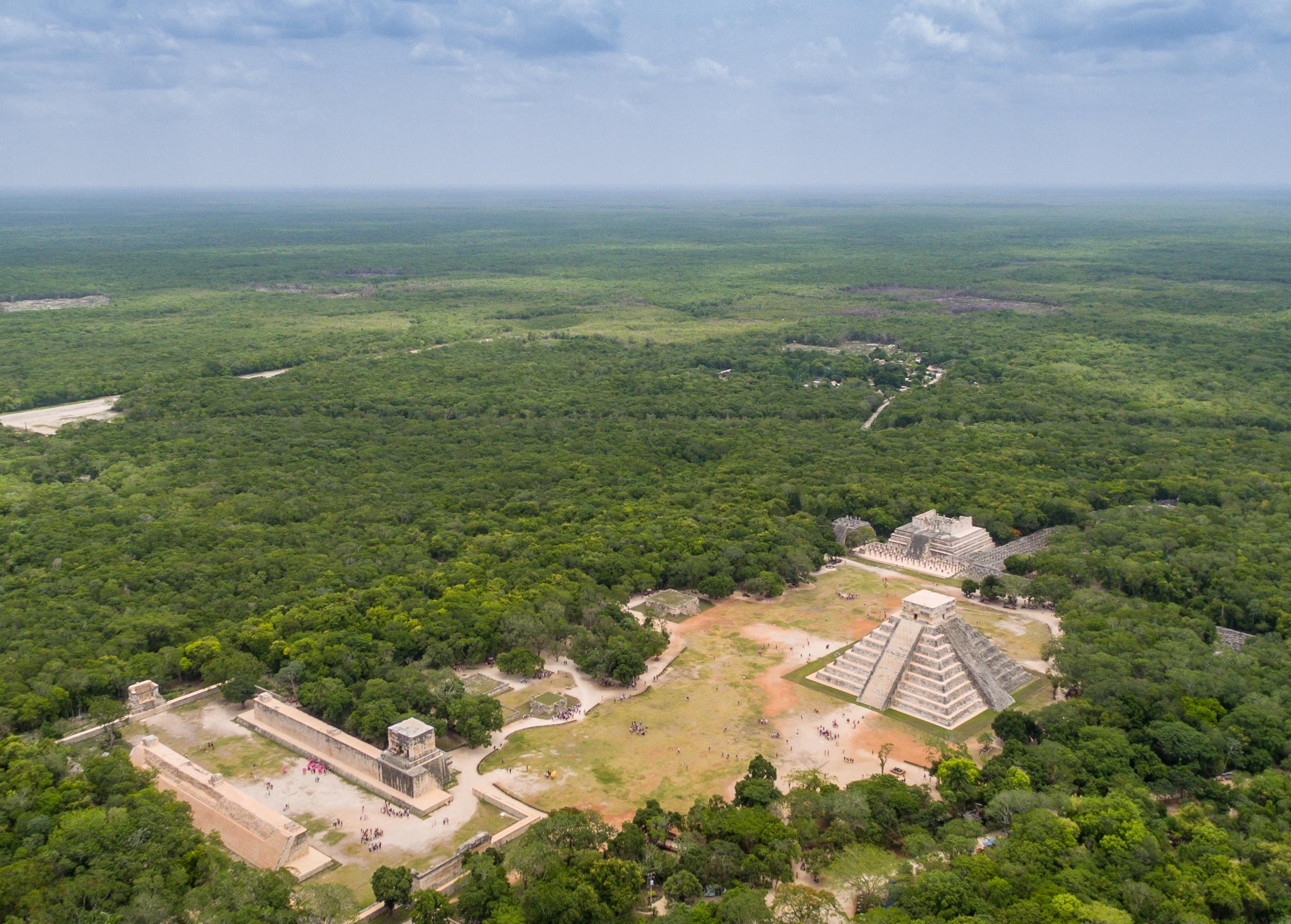 Chichén Itzá – Wikipédia, a enciclopédia livre