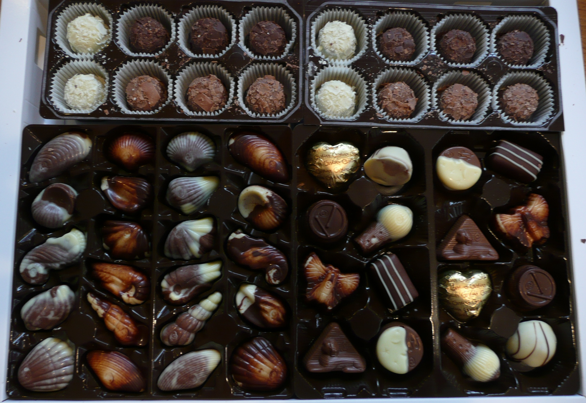 Chocolates By Mail Order Uk